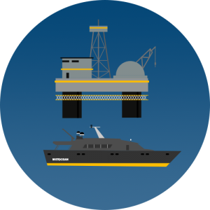 Metocean services for energy oil and gas