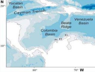 deep water current gulf mexico