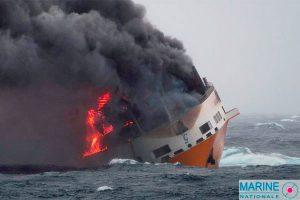 Grande America sinking