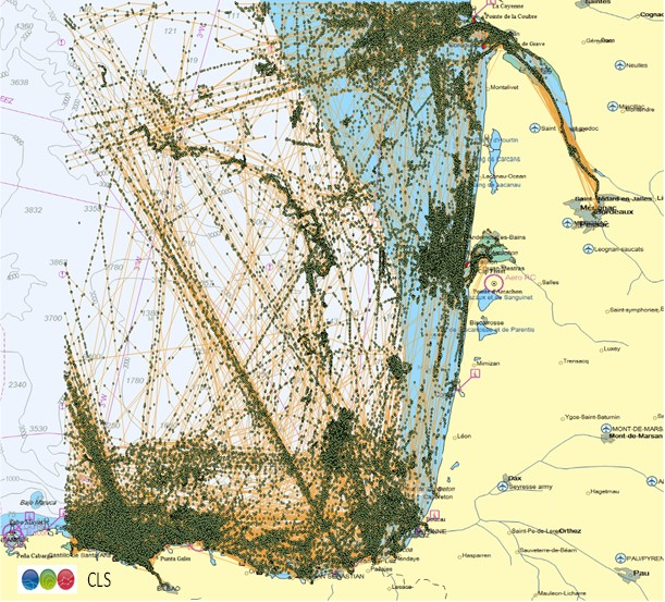 Maritime traffic studies