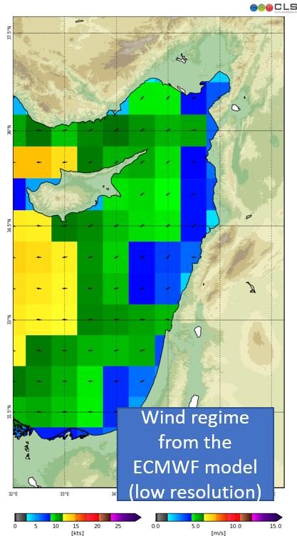 Wind Emulators ECMWF model