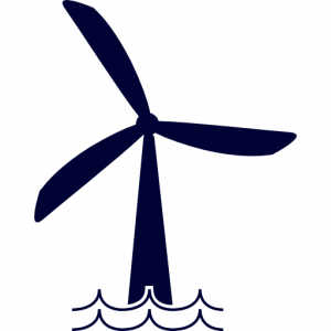 icon wind turbine offshore