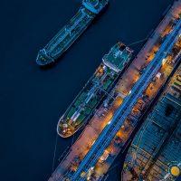 maritime port